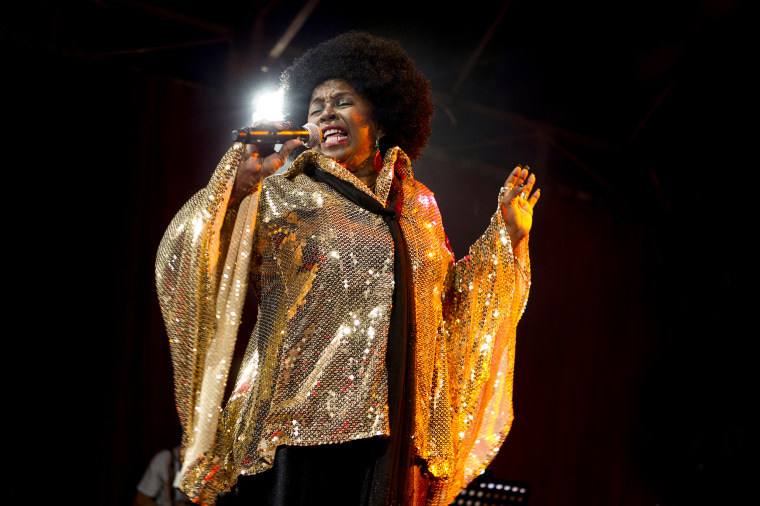 Image: Betty Wright performs at the North Sea Jazz Festival in 2012.