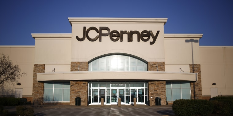 A J.C. Penney Store Amid Reports Retailer Is Mulling Bankruptcy