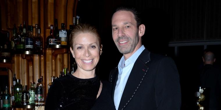 Jill Martin and Erik Brooks