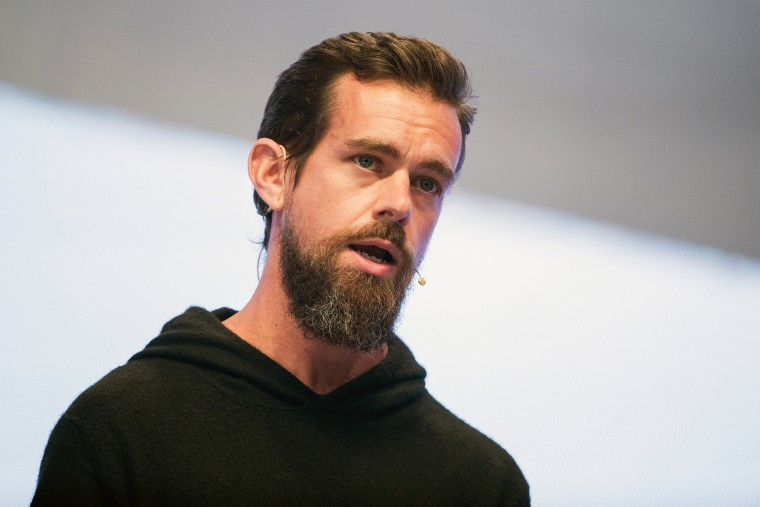 Image: Twitter CEO Jack Dorsey