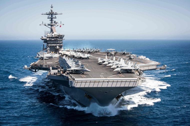 Image: USS Theodore Roosevelt