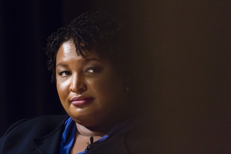 Stacy Abrams Weighs Her Future