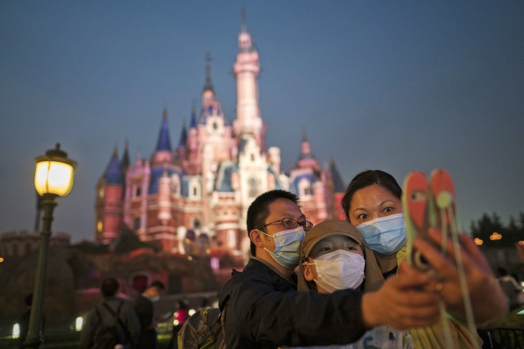 Longer lines for rides, and no parade: Theme parks to open, but will visitors return?