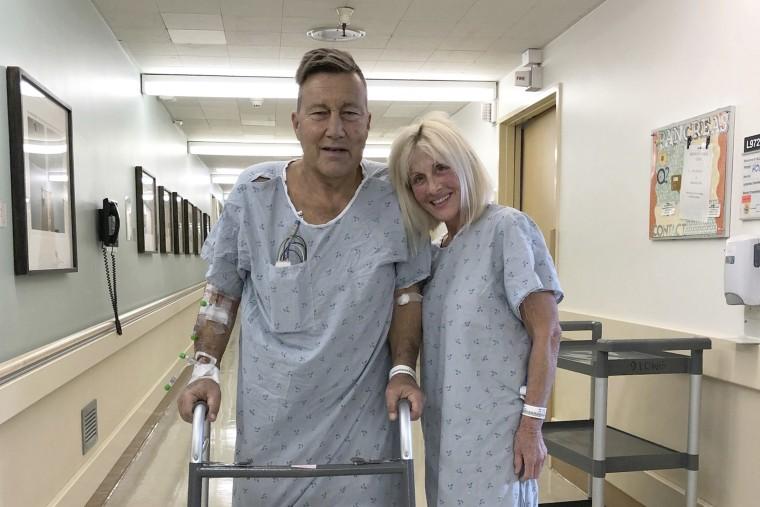 Image: Organ Transplant patient