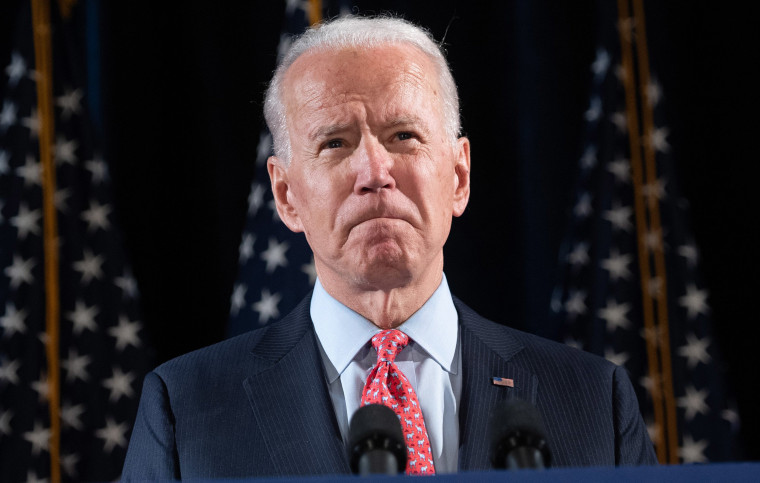 Biden denies he's 'hiding,' defends staying off campaign trail in ...