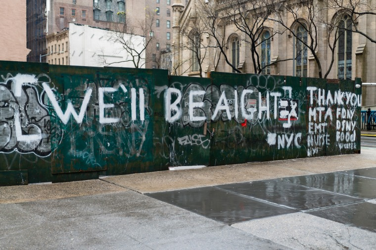 Image: New York City Continues To Idle During Coronavirus Shutdown