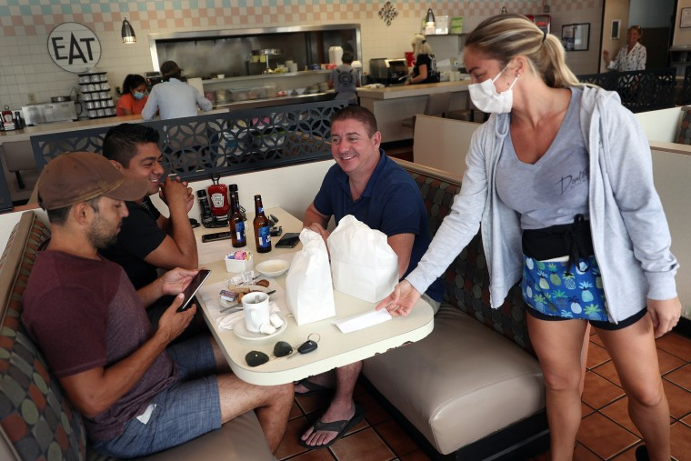 Image: Florida's Palm Beach County Begins Slow Re-Opening Amid COVID-19 Pandemic