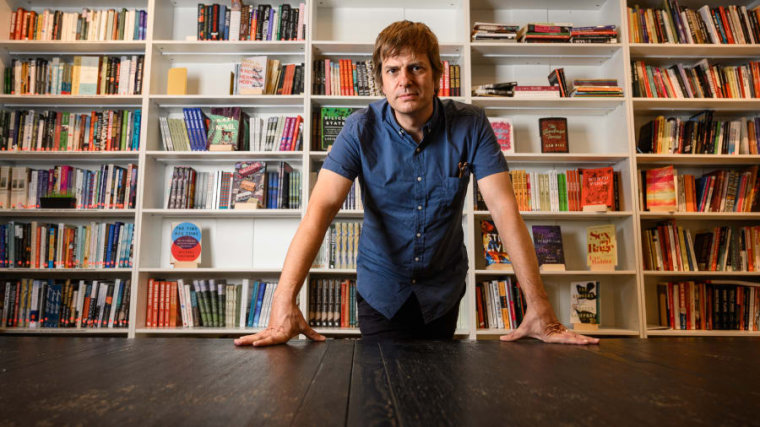 Bookshop.org CEO Andy Hunter said his newly-launched e-commerce platform for booksellers reached 100,000 customers in about three months during the coronavirus pandemic.