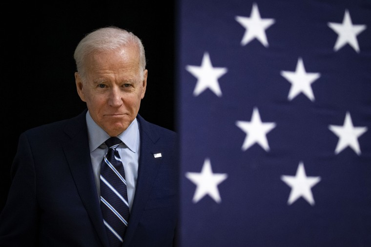 Image: Joe Biden Holds Community Events As He Campaigns In Iowa