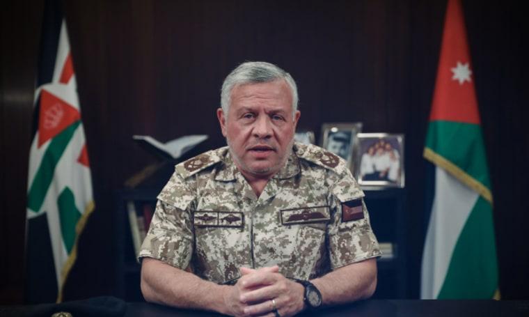 Image: King Abdullah II of Jordan