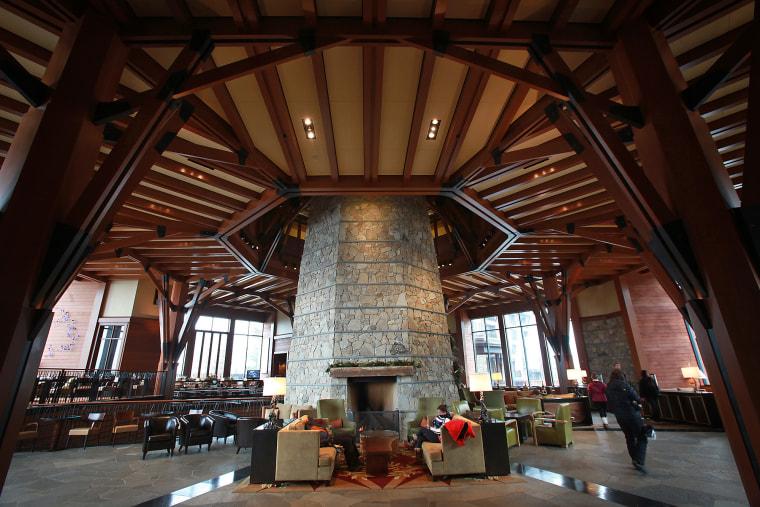 The Ritz-Carlton in Lake Tahoe
