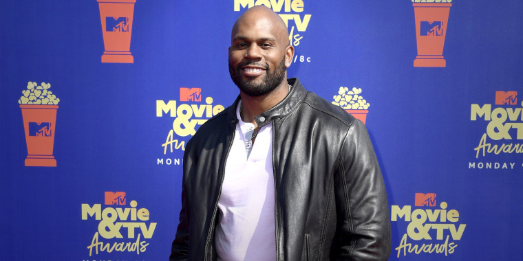 Shad Gaspard at the 2019 MTV Movie and TV Awards last June