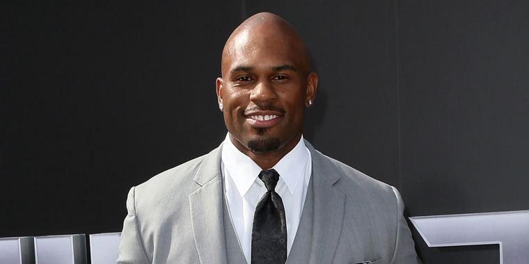 "Shad Gaspard at the premiere of Paramount Pictures' ""Terminator Genisys"" on June 28, 2015 in Hollywood, California."
