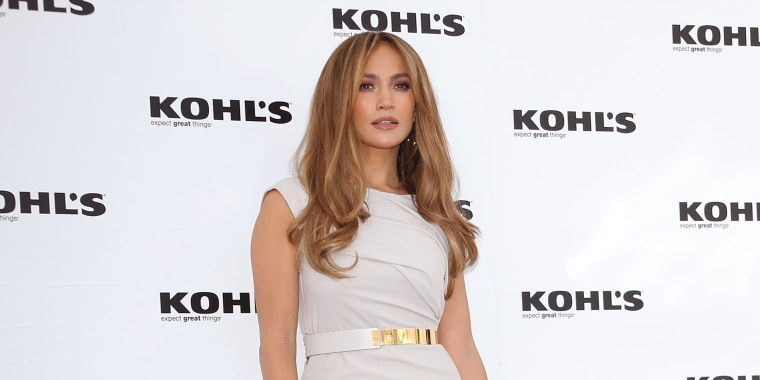Jennifer Lopez And Marc Anthony Announce New Partnership With Kohl's