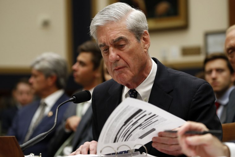 Supreme Court temporarily blocks Mueller grand jury material from being turned over to House