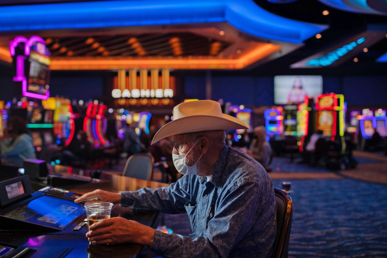 The first casino to reopen in the U.S. offers glimpse of industry's new normal