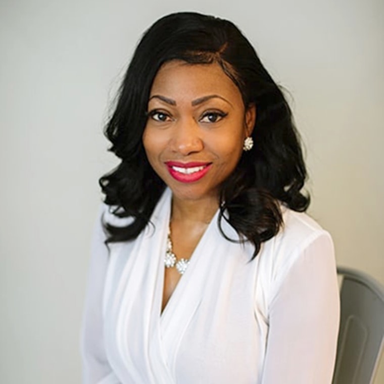 Image: Family therapist Dr. Porsha Jones stresses that black parents reinforce positive attributes to their boys when discussing the climate of racial profiling.