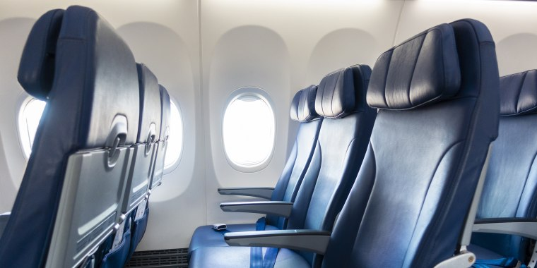 Image: Interior Of Airplane