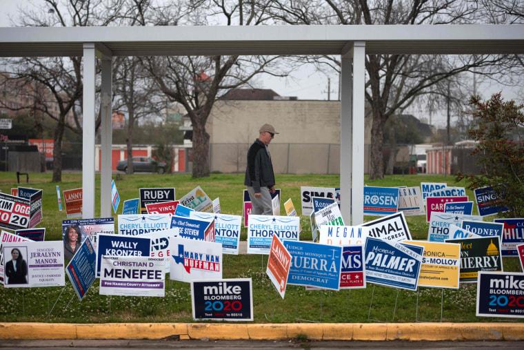 Image: Texas Vote