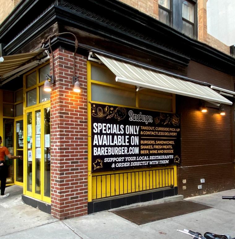 ФОТО: Ресторан Bareburger в Бруклине
