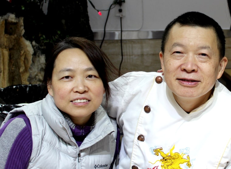 Hui and Jian Dian, the owners of New Win Chinese Restaurant in Queens, have pulled in more than $1,400 in donations through its new webpage built by Send Chinatown Love. All the proceeds, their daughter said, will go to rent.