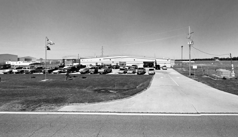 River Correctional Center in Ferriday, La.