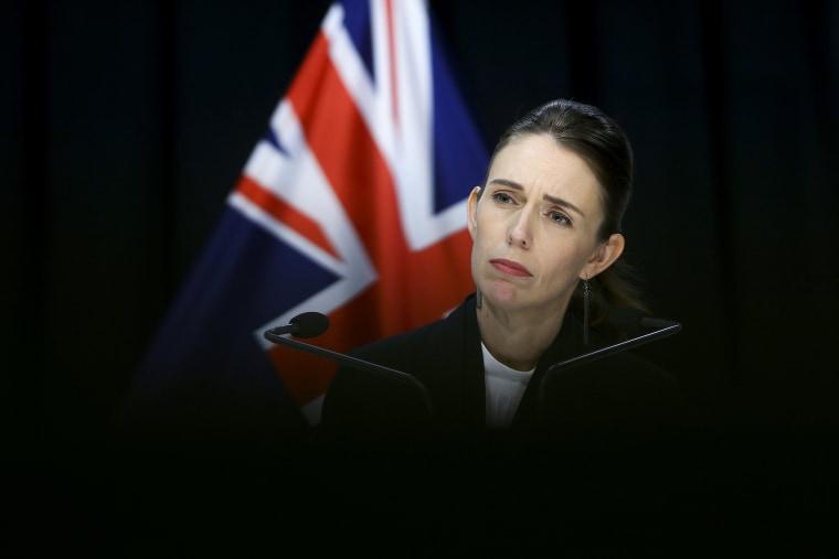 New Zealand Government Provides Coronavirus Update During Country Lockdown