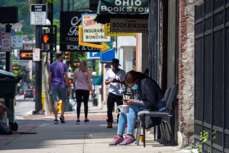 Bars And Restaurants Reopen Their Doors For Business In Cincinnati