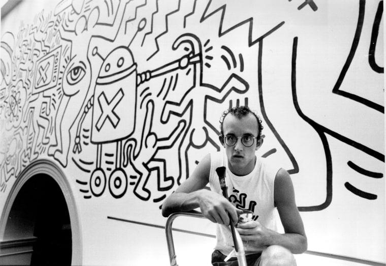 Image: Keith Haring