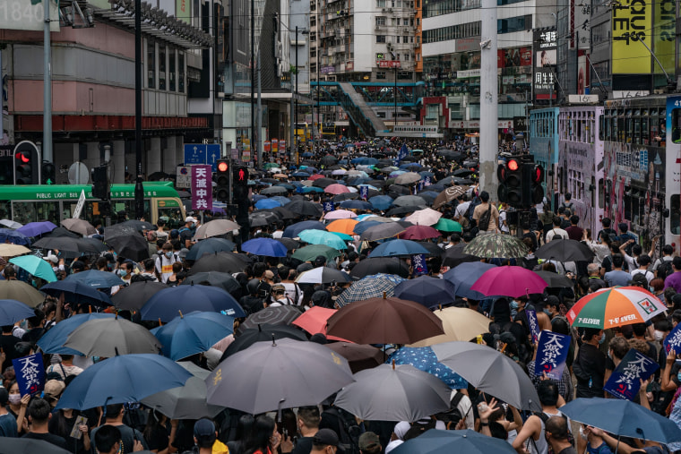 Image: Hong Kong Rallies Against China's Proposed Security Law