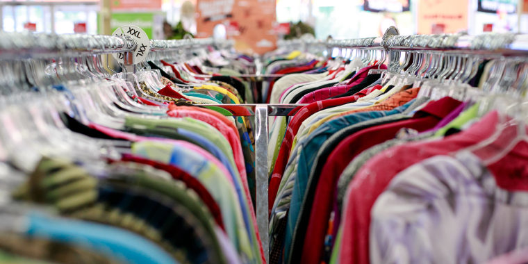 The big box retailer is seeking to increase its online business during a time when the coronavirus has put a dent in the fashion industry.