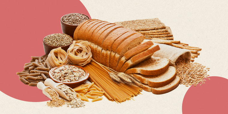 Foods in their whole state tend to be the most nutritious — and that's certainly the case with whole grains.