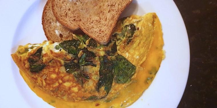 Spice-Rack Omelet