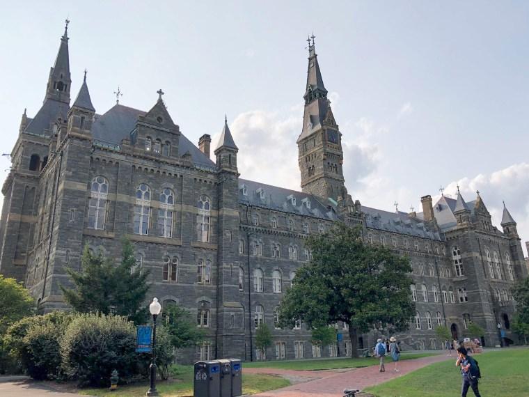 Image: Georgetown University