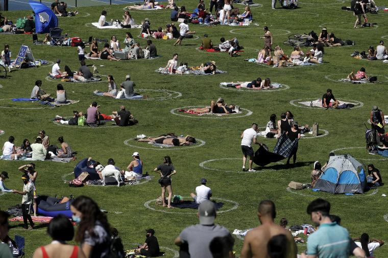 World Health Organization warns of 'second peak' in areas where COVID-19 declining