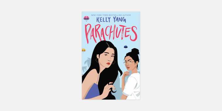 """""""Parachutes,"""" which will be released May 26, explores the story of a Chinese high school exchange student."""