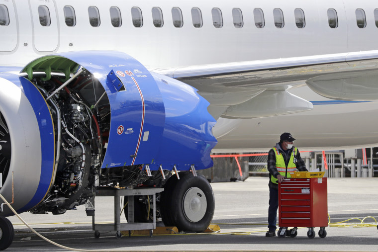 Boeing has been battling its biggest crisis ever, with the coronavirus pandemic aggravating the company's woes after two fatal crashes led to the grounding of its best-selling 737 Max jet.