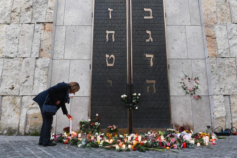 GERMANY-JEWS-ATTACK