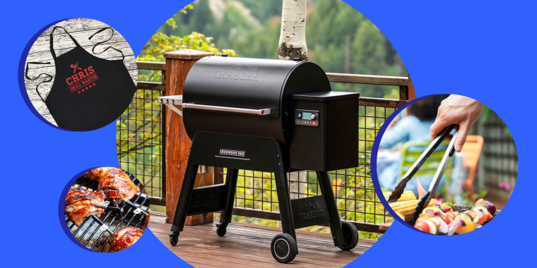 Celebrate Father's Day by giving the father figure/s in your life new gadgets, tools and custom gifts for grilling.