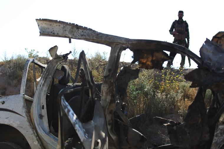 Image: Iraq conflict