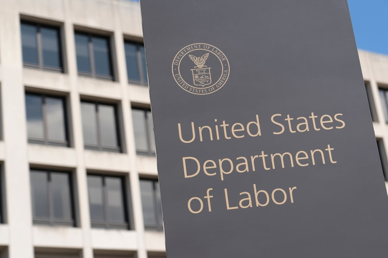 Image: The U.S. Department of Labor Building  in Washington, DC.
