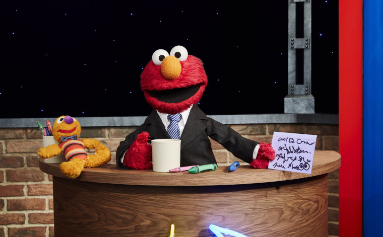 """""""The Not Too Late Show With Elmo"""" may be HBO Max's first real hit."""
