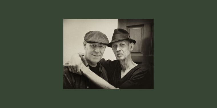 Michael Ely and James Taylor.