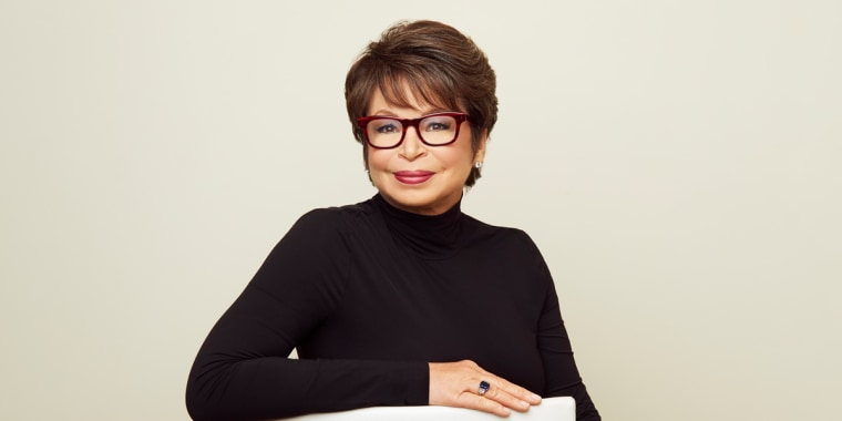 """Valerie Jarrett is the author of """"Finding My Voice: When the Perfect Plan Crumbles, the Adventure Begins. """"She was the longest serving senior adviser to President Barack Obama and oversaw the White House Offices of Public Engagement and Intergovernmental Affairs."""