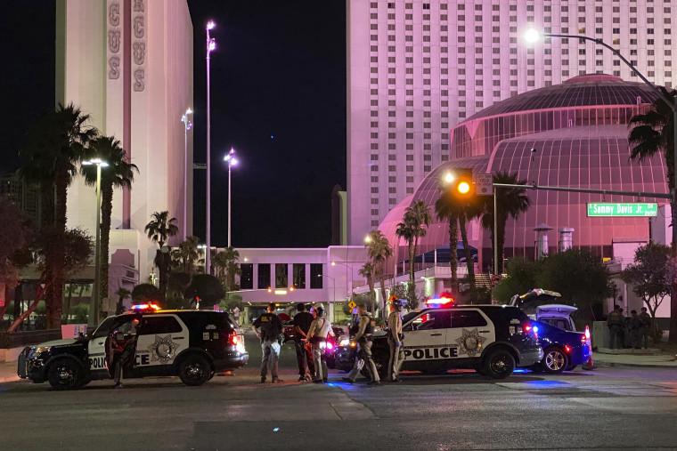 Image: Las Vegas police