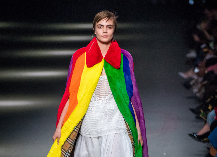 Cara Delevingne On Her Pansexuality And What Pride Means To Her