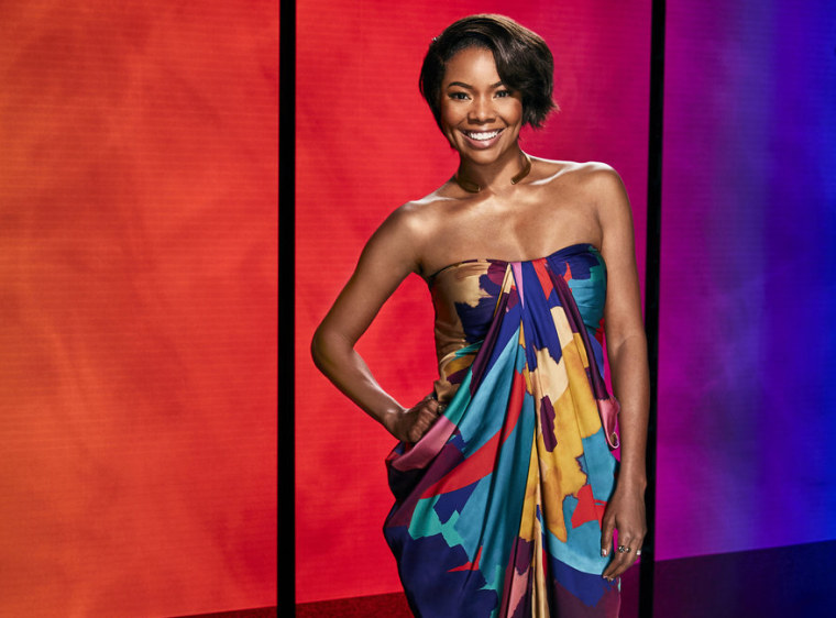 "Gabrielle Union on Season 14 of \""America's Got Talent.\"""