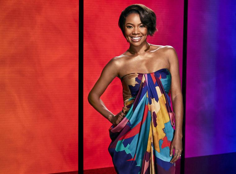 "Gabrielle Union on Season 14 of ""America's Got Talent."""