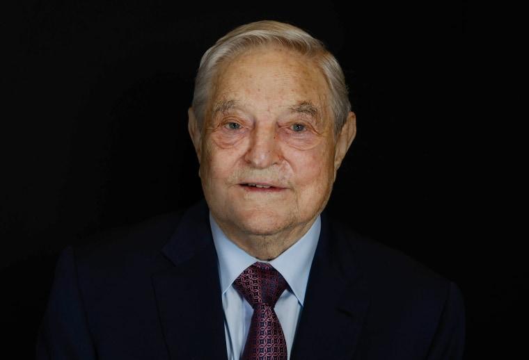 Image: George Soros