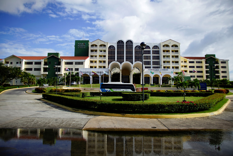 Image: The Four Points hotel by Sheraton